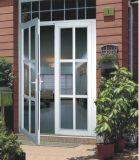 2017 Hot Sale Casement PVC Door UPVC Door with Best Design