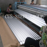 Steel Sheet for Cladding, Siding, Wall Panel/Corrugated Iron Sheet Roofing