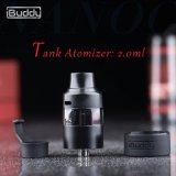 Ibuddy Bud Plus 2.0ml 0.25ohm Top-Airflow E Cigarette Cbd Oil Atomizer