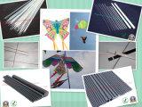 Carbon Fiber Kite Rod with Good Warranty
