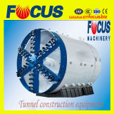 Tbm Shield Tunnel Boring Machine