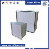 Medium Box Air Filter with Clapboard