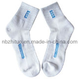 Men Sport Cotton Terry Socks (ZT-CS-132)