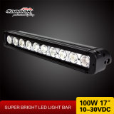 Waterproof 24volt 100W LED Light Bar for Truck Jeep
