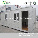 Construction Site Living Container Interior Design
