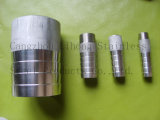 Stainless Steel DIN2999 Pipe Fitting Hose Nipple From Pipe