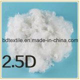 Solid Polyester Staple Fiber 2.5D with Good Quality and Price