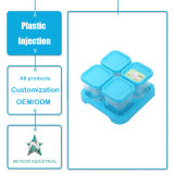 Customized Plastic Injection Mould Products Tableware Plastic Food Storage Container