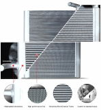 High Performance Custom Plate Fin Aluminum Car Radiator/Intercooler/ Auto Radiator