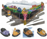 Theme Amusement Park Kids Car Game Bumper Cars