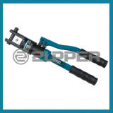 Yyq-120 Hydraulic Wire Manual Held Crimping Tool for Cu10-120mm2