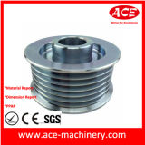 OEM Machining Pulley with High Quality Plating