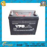 12V 60ah JIS Sealed MF Automotive Lead Acid Battery