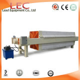 High Efficiency Chamber Filter Press for Clay Dewatering