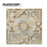Spainish Impression Flower Pattern Glazed Floor Tile 600*600