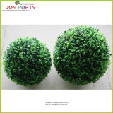 2015 Green Color Artificial Topiary Boxwood Ball