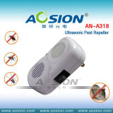 Eco-Friendly Indoor Ultrasonic Mouse Repeller with Night Light (AN-A318)