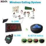 433.92MHz CE Approved Restaurant Electronic Call Bell