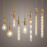 E27 LED Filament Bulb Clear Glass Edison Light Bulb Indoor