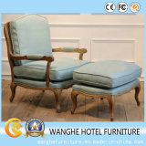 Antique America Hotel Project Restaurant Furniture Wooden Leisure Chair
