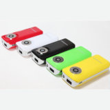 4000mAh Colorful Power Bank with CE RoHS FCC (WY-PB01)