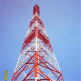 4 Legged Steel Antenna Communication Tower