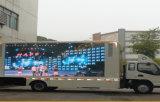 Big Advertising LED Display Screen Outdoor Mobile Truck 12mm Pixel