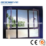 Tempered Glass Aluminium/Amunimum Window with Cheap Price
