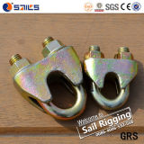 Rigigng Galvanized Casting Malleable Wire Rope Clamp