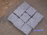 Natural G603 Grey Granite Cubestone / Cube Stone for Paving, Landscape