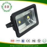 UL Approved IP65 100W/120W LED Outdoor Floodlight (QH-FLDLB-50W2B)