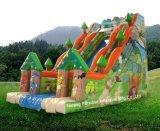 Inflatable Tree Slide (DDX-131)