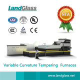 Luoyang Landglass Curved Glass Tempering Machine