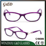 New Product Acetate Glasses Optical Frame Eyeglass Eyewear