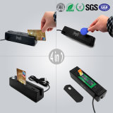 Magnetic Stripe & IC Card & RFID Card Combo Reader&Writer with USB Interface