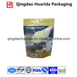 Customized Stand up Dry Food Packaging Bag Made of Plastic