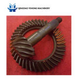 BS6051 11/43 Truck Spiral Bevel Gear Helical Bevel Gear Drive Axle