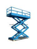 Aerial Stationary Sissor Hydraulic Lifting System