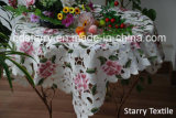 Fh-908 Rose Table Cover
