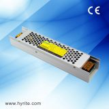 100W 12V Slim Indoor LED Driver for Light Box with Ce