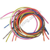 2014 New Reflective Elastic Round Cord Shoelaces (RSL-3)