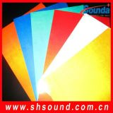 Engineering Grade Pet Type Reflective Sheeting, UV Printing Reflective Materials Sr5100