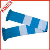 Unisex Fashion Knitted Warmer Winter Acrylic Scarf with Fringes