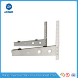 Folding Air Conditioner Bracket with Power Coated W Type