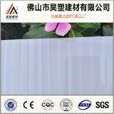 100% Bayer Materials Opal Twin-Wall Polycarbonate Hollow Sheet for Awning