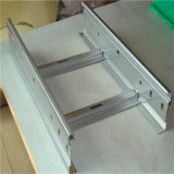 Hot DIP Galvanized Perforated Cable Tray with Certificates