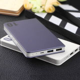 Double USB Power Bank for Mobile Phone Supply, Mobile Power Supply