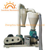 Mobile Spiral Pneumatic Grain Rice Millet Peanut Beans Conveyer