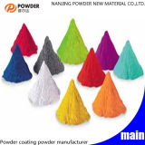 Standard Color Polyester Tgic Free Coating Powder