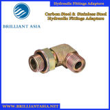 37 Degree Flared Jic Adjustable Fittings Carbon Steel Hydraulic Forged Fitting Stainless Steel Union Adapter